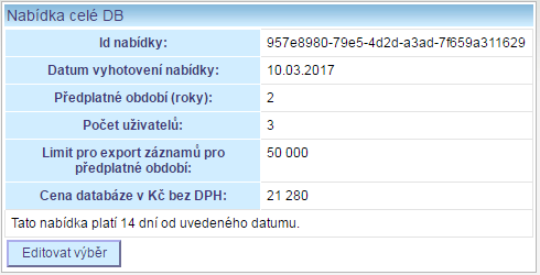 databazomat KALDAB