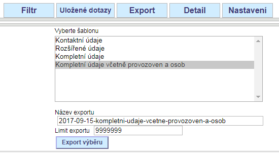 export_nastaveni